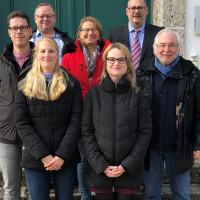 Kandidaten der Erdweger SPD